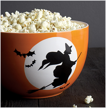 Halloween Witch Bowl