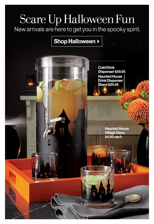 Scare Up Halloween Fun